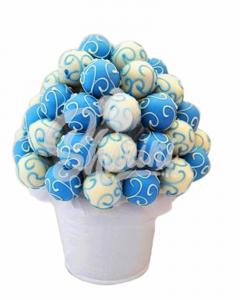 """Букет из трюфельных шариков """"Морозко"""""""