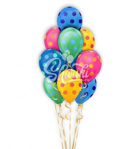 """Фонтан из шаров """"Праздник каждый день"""""""