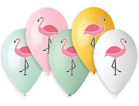 """Шар латекс """"Фламинго"""
