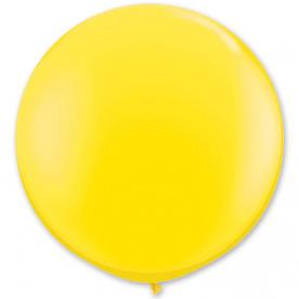 Большой шар, Желтый, 90 см