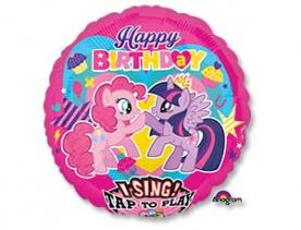 """Музыкальный шар """" Little Pony"""""""