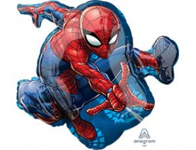 """Фигура фольга """"Человек паук в прыжке"""""""