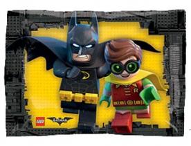 "Шар фольга ""Лего Бэтмен"""