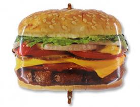 "Фигура фольга ""Чизбургер"""