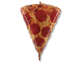 "Фигура фольга ""Пицца"""