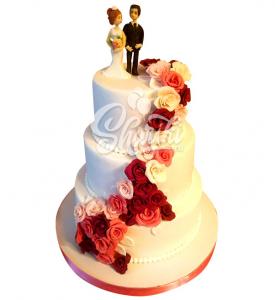 "Торт ""Свадебный"". Цена за 1 кг."