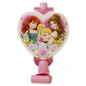 Язык-гудок Disney Принцессы, 8 штук