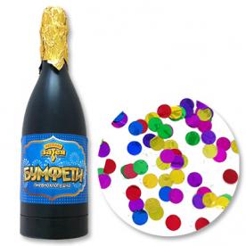 Хлопушка Бумфети Шампанское 30 см