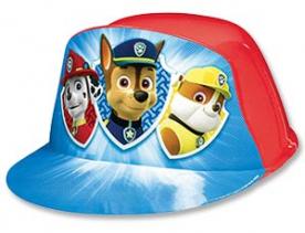 Бейсболка щенячий патруль, бумага/пластик