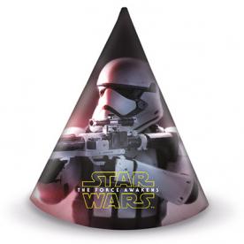 Колпаки Звездные Войны-7, 6 штук