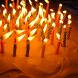 Свечи для торта с подст 5см 20шт