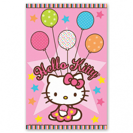 Скатерть Hello Kitty 1,4х 2,6 м