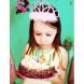 Свечи для торта Disney Феи, 6 шт
