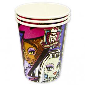 Стаканы Monster High
