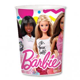 Стакан пластмассовый Барби 473 мл