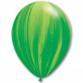 "Шар Агат Green 12""/30см"