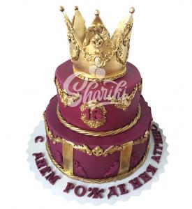 """Торт """"Корона"""". Цена за 1 кг."""