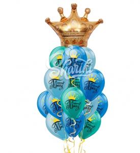 """Композиция из шаров """"Маленький принц"""""""