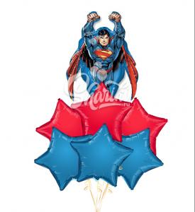 """Композиция """"Звездный супермен"""""""
