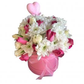 20 Роз и хризантемы