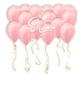 """Шары под потолок """"Розовые мечты"""", 36 см"""