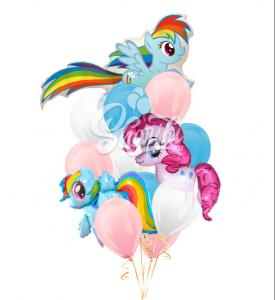 """Композиция """"Party Pony"""""""