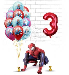 """Вариант оформления """"Человек паук"""""""