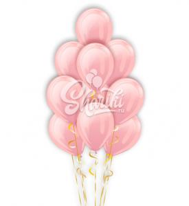 """Фонтан из шаров """"Розовые мечты"""""""
