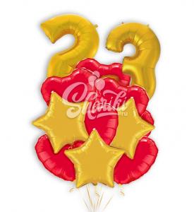 """Букет шаров """"Дни рождения любимых"""""""