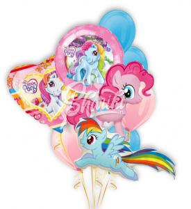 "Композиция ""Мy little pony"""