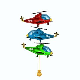 """Композиция """"Вертолетный"""""""