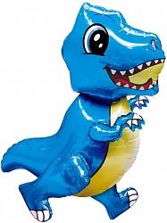 "Ходячая фигура ""Динозаврик синий"""