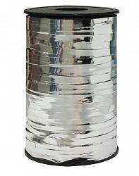 Лента металлизированная серебро (250м)