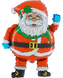 """Шар-фигура  """"Дед Мороз"""""""