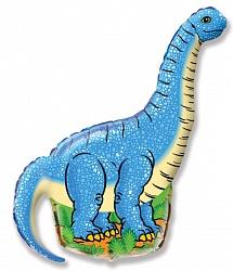 """Фигура фольга """"Динозавр диплодок"""""""