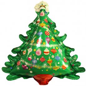 "Шар-фигура  ""Новогодняя елка"""