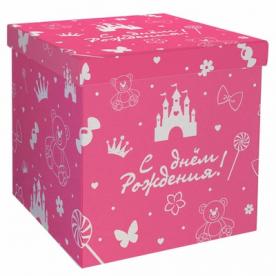 """Коробка пустая """"Принцесса"""""""