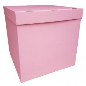 "Коробка пустая ""Нежно-розовая"", 70*70*70"