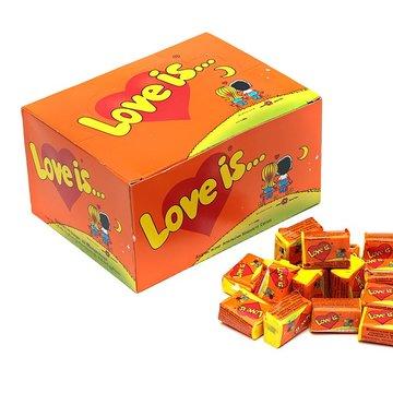 """Коробка """"Love is"""" (Кокос-ананас)"""