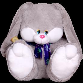 """Плюшевый заяц """"Мотя"""""""
