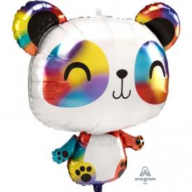 "Фигура фольга ""Милая панда"""