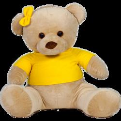 """Плюшевый медведь """"Варя"""""""