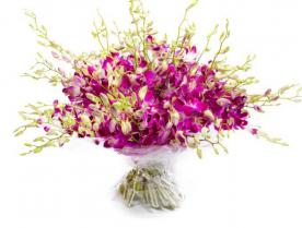 Букет с Орхидеями 2