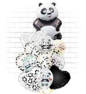 """Композиция """"Любимая панда"""""""