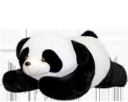 """Плюшевая панда """"Сильва"""""""