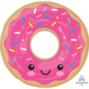 """Фигура фольга """"Пончик в глазури"""""""