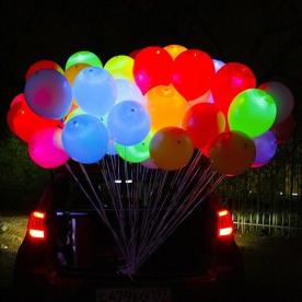 """Светящиеся шары """"Зонтик"""""""