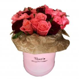 Розы микс 29 шт.
