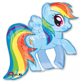 """Шар Фигура фольга""""My Little Pony"""""""
