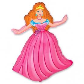 "Шар-фигура ""Принцесса"""